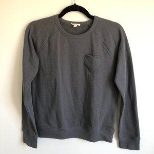 J. Crew Crewcuts girl's ♥ pocket tshirt XL
